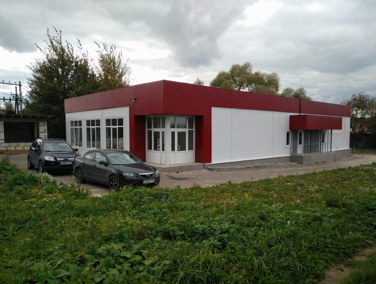 Торговое здание в аренду в Новой Москве