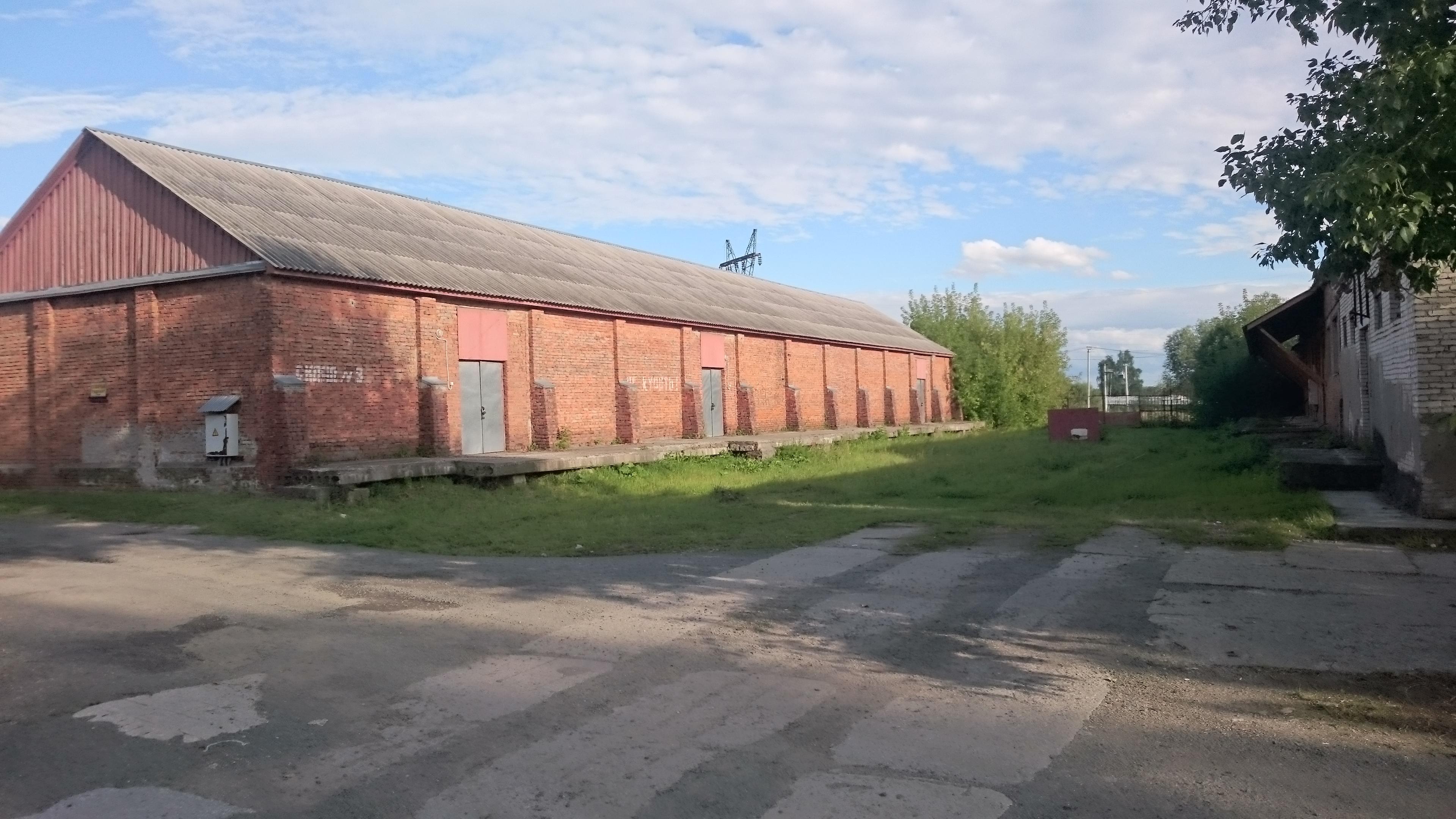 Аренда склада в Чехове от 50 кв.м.