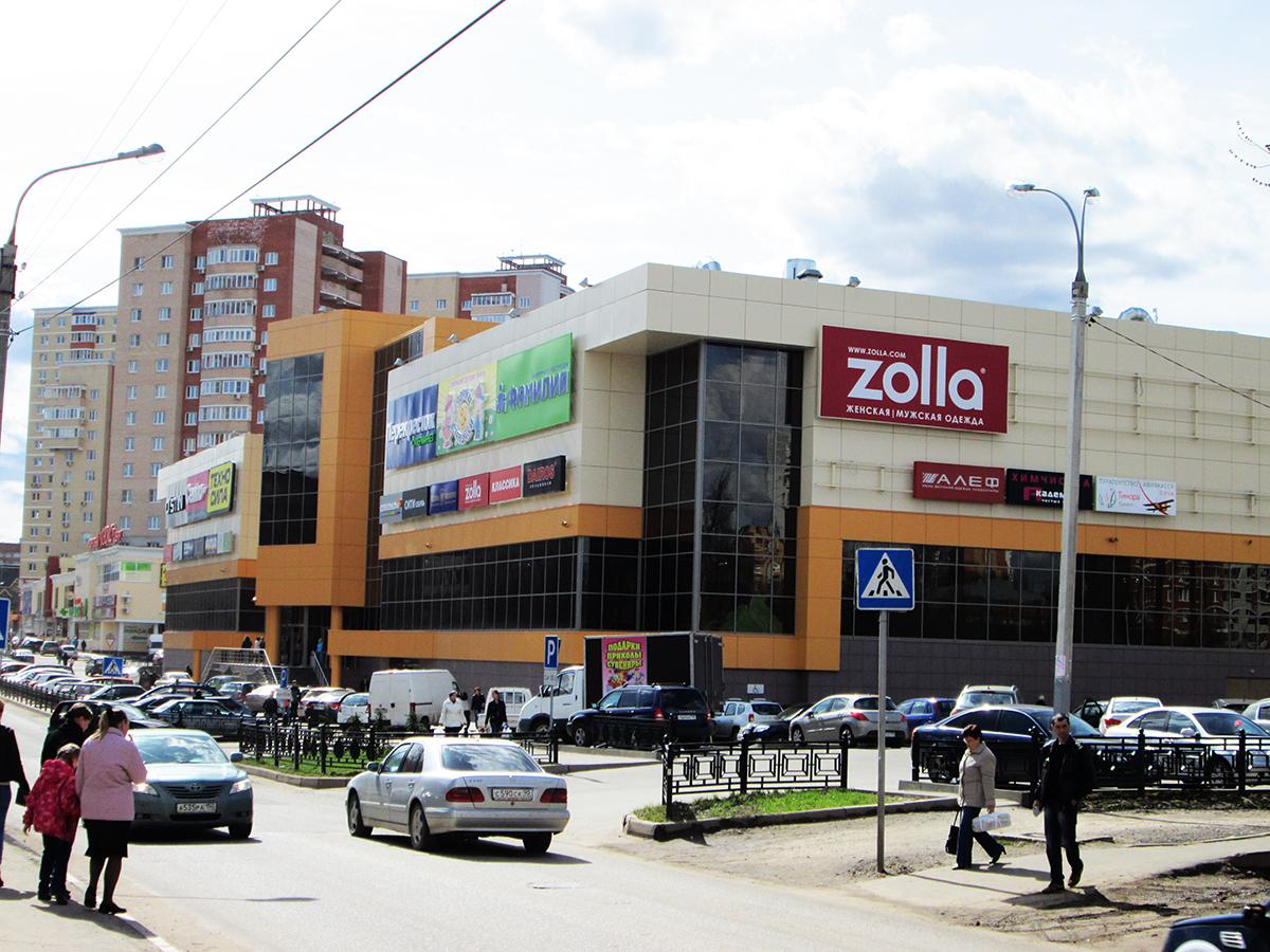 Площади в аренду в ТЦ «Галерея»