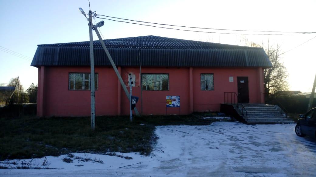 В аренду торговое помещение д. Высокого, Чеховский р-он